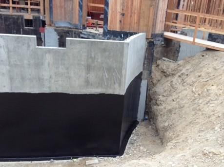 Foundation Waterproofing Aft Insulation Contractors